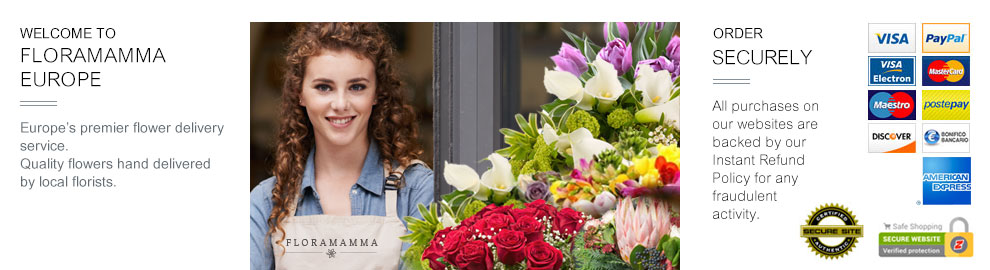 Flora Mamma - European Flower Delivery
